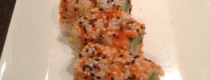 Tokyo Bistro is one of The New Yorker's Guide to Sushi in Houston.