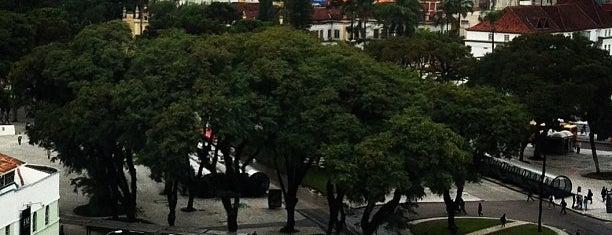 Praça Rui Barbosa is one of Curitiba.
