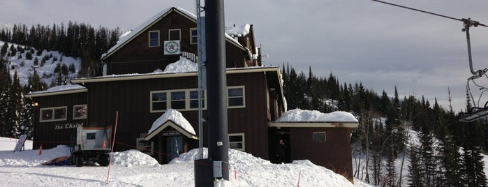 Whitefish Mountain Resort is one of Lieux qui ont plu à Leigha.