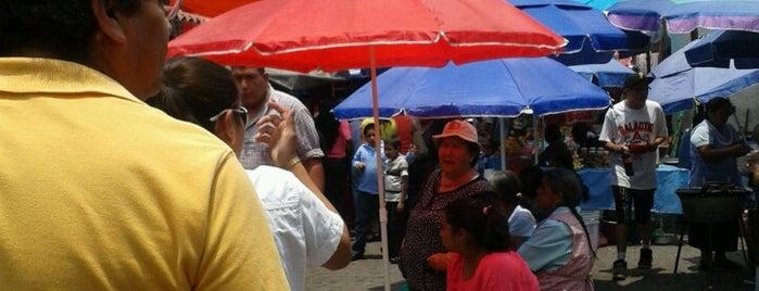 Mercadito Malinalco is one of สถานที่ที่ Vanessa ถูกใจ.