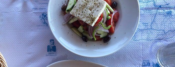 Panorama taverna is one of Crete.