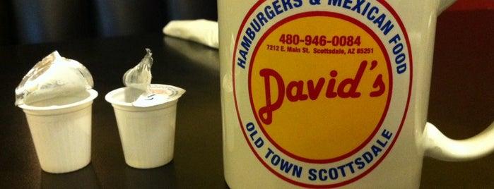 David's Original Hamburgers is one of Mallory 님이 저장한 장소.