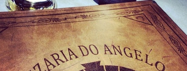 Pizzaria do Ângelo is one of Amor em SP.