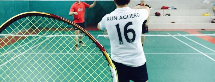 Olympic Badminton, Balai Samudera is one of Lugares favoritos de Kemal.