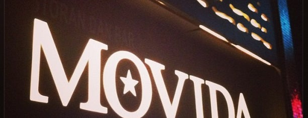 MOVIDA - Kitchen.Bar.Club Lounge is one of Thailand.