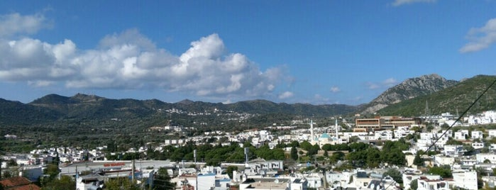 Ortakent is one of Bodrum.