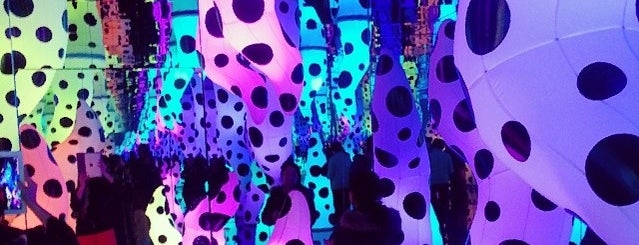 "Yayoi Kusama's ""I Who Have Arrived In Heaven"" is one of NYC Arts."