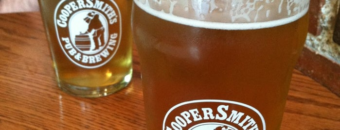 CooperSmith's Pub & Brewing :: Pool Side is one of Colorado.