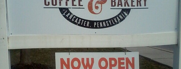 The Busted Bean is one of places we like.
