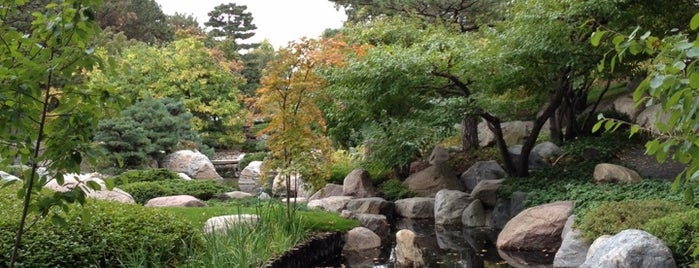 Ordway Memorial Japanese Garden is one of SoTa Turf.
