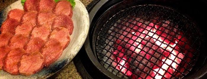 Tajimaya Charcoal Grill is one of สถานที่ที่บันทึกไว้ของ Terry ¯\_(ツ)_/¯.