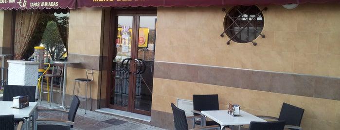 Bar Eli is one of Donde comer en la Subbetica.