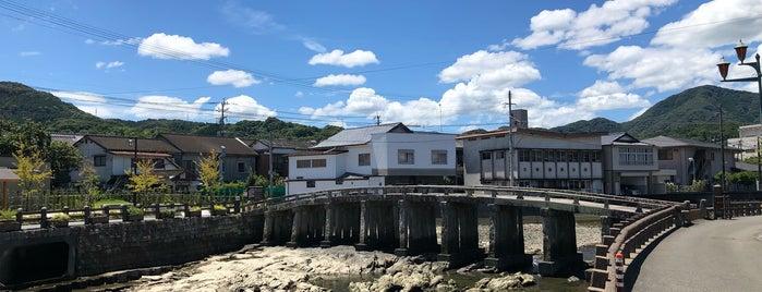 祇園橋 is one of 201912熊本.
