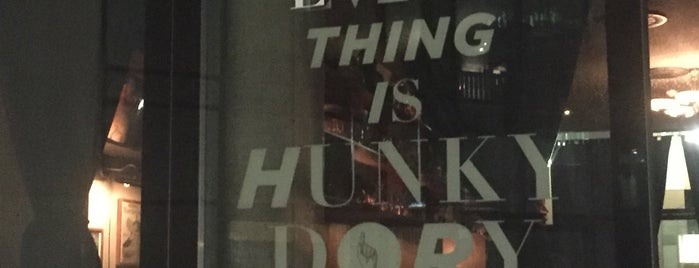 Hunky Dory is one of Frankfurt.