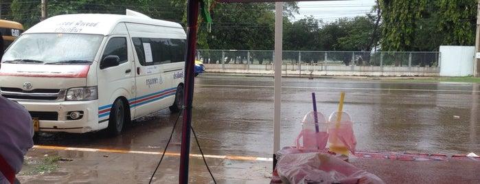 ท่ารถตู้ปราจีนฯ-กรุงเทพ is one of สระบุรี, นครนายก, ปราจีนบุรี, สระแก้ว.