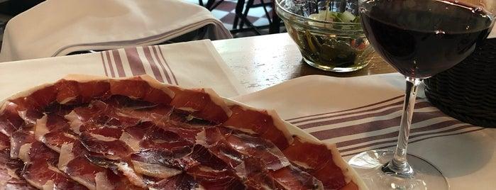 Taberna La Entretenida is one of Restaurantes Madrid.