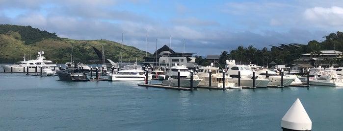 Hamilton Island Marina is one of Whitsundays.