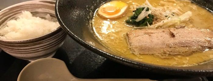 西麻布カレーつけ麺 なんだっ亭 is one of LP.