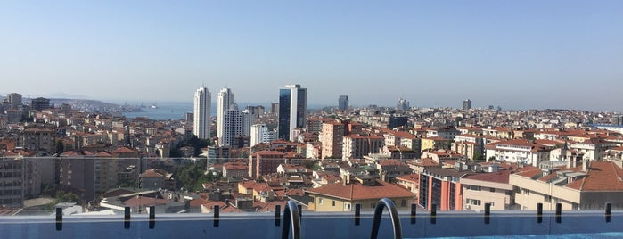 Ukiyo Fairmont Quasar İstanbul is one of Uzakdoğu Mutfağı.