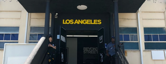 Beyond The Streets is one of LALA LAND.