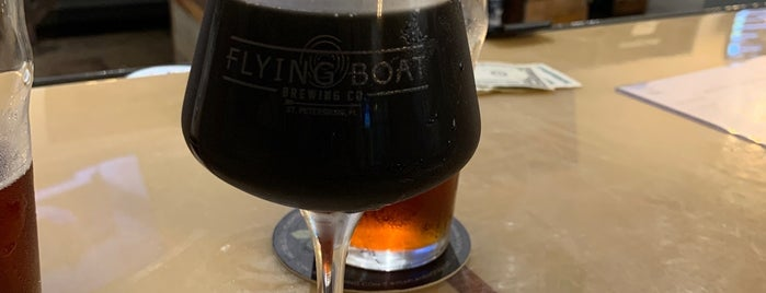 Flying Boat Brewing Company is one of Stevenson's Top Beer Joints.