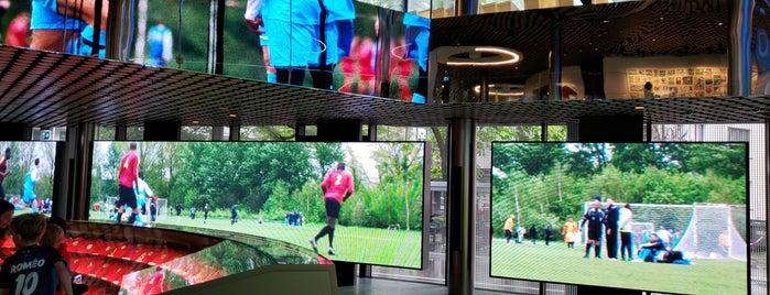 Museo del Fútbol Mundial de la FIFA is one of Lugares guardados de Haitham.