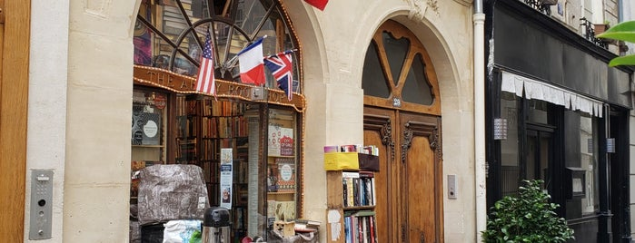 The Abbey Bookshop is one of Enrica.