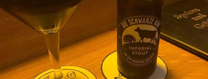 Biergreisslers Beisl is one of Vienna Beer.