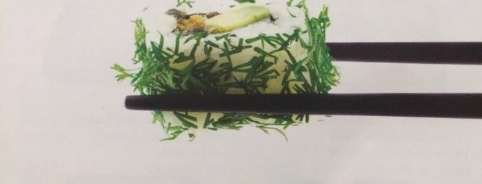 sushi express is one of Lugares favoritos de Sasha.