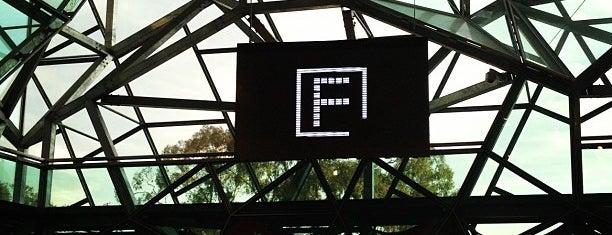 Deakin Edge is one of Melbourne.