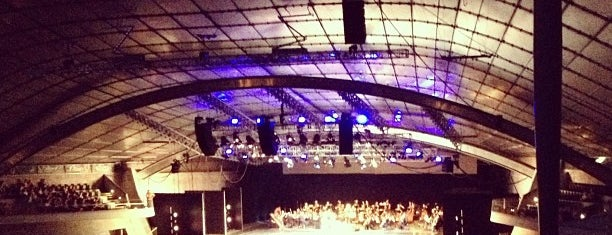 Sidney Myer Music Bowl is one of Australia.