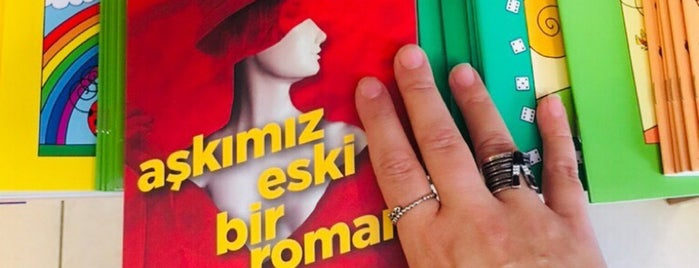 Yapı Kredi Yayınları is one of Lieux sauvegardés par Çiğdem 🐞🍃🐞.