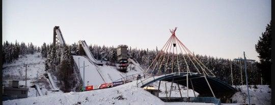 Ounasvaara is one of Rovaniemi.