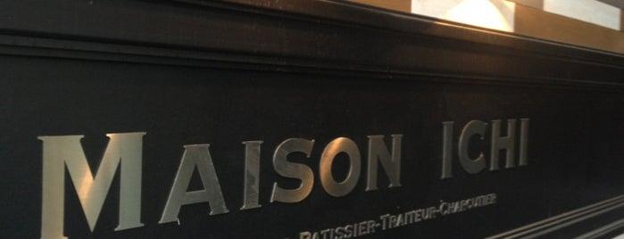 Maison Ichi is one of A'nın Beğendiği Mekanlar.