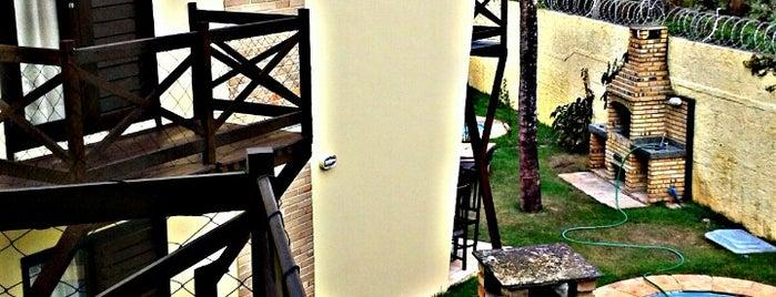 Serhs Villas da Pipa Hotel is one of Locais curtidos por Allysson.