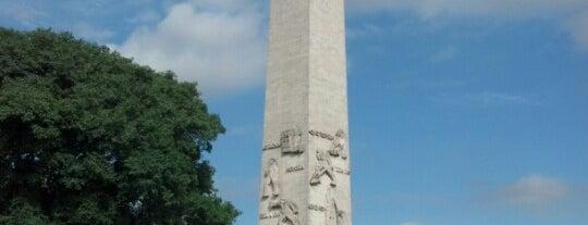 Obelisco Mausoléu aos Heróis de 32 is one of Vale uma Foto.