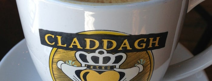 Claddagh Coffee is one of G&S Twin Cities (Minneapolis and St Paul).