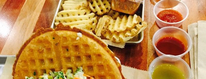 Waffle house santa monica