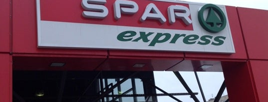 SPAR Express is one of Orte, die Hookah by gefallen.