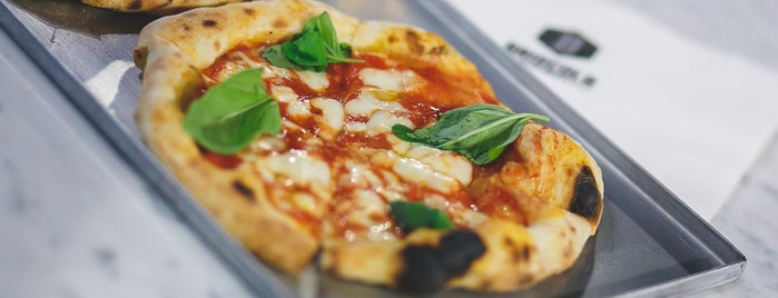 Briscola Pizza Society is one of amiche.