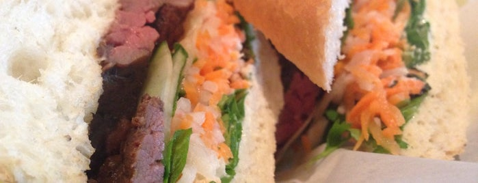 Banh Shop is one of DFW.