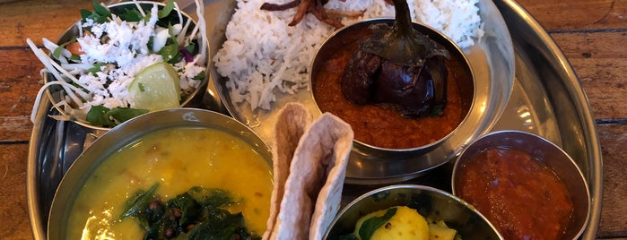 The Thali Cafe is one of Best of Bristol.