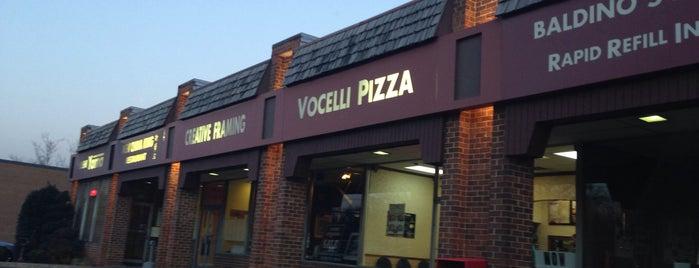 Vocelli Pizza is one of Posti che sono piaciuti a Dmitri.