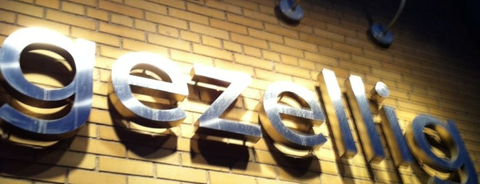 Gezellig is one of ottawa.
