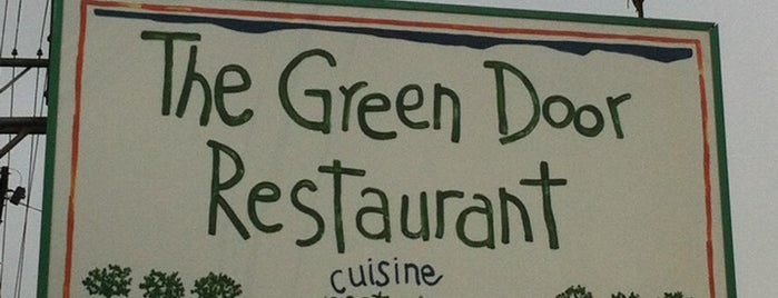 The Green Door Restaurant is one of Phoenix 💥💥💥's Liked Places.