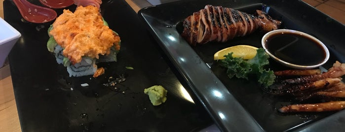 Hiro's Japanese Restaurant is one of สถานที่ที่ Nicolas ถูกใจ.