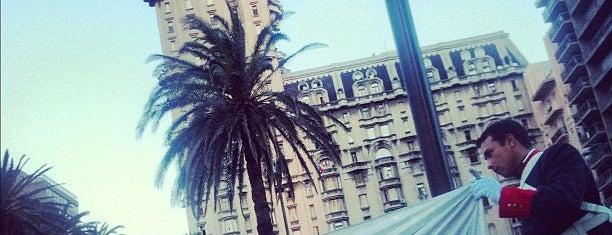 Plaza Independencia is one of Lugares donde estuve en el exterior.