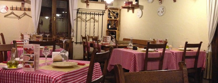 Osteria Barbarossa is one of Best Italian kitchen in Sofia.