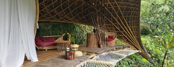 Bambu Indah is one of Huang'ın Beğendiği Mekanlar.