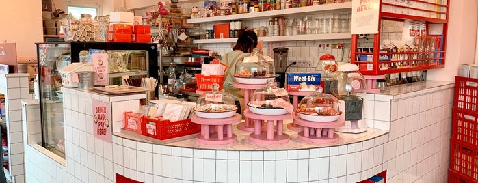 The Hidden Milkbar is one of Huangさんのお気に入りスポット.